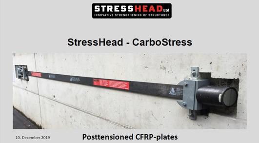 StressHead–יריעות דרוכות