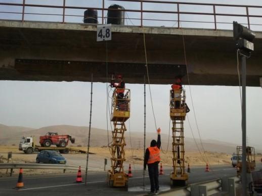 גשר הרכבת בדימונה