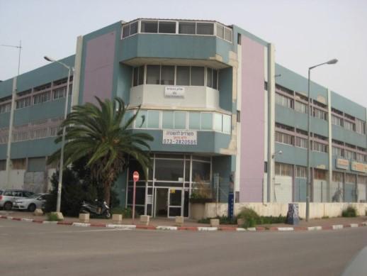 בנין משרדים לוד