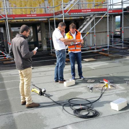 פרויקט יריעות פחמן דרוכות