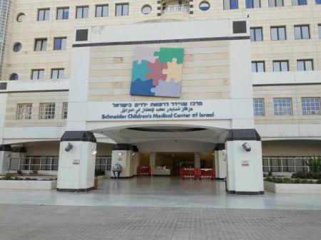 חיזוק קורות - בית חולים שניידר