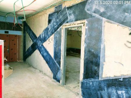 חיזוק מפני רעידות אדמה - בית ספר טורען